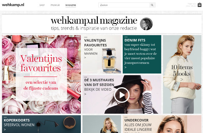 wehkamp magazine
